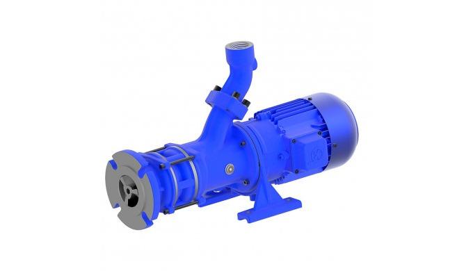 Horizontal end-suction pump - SBA | SBG