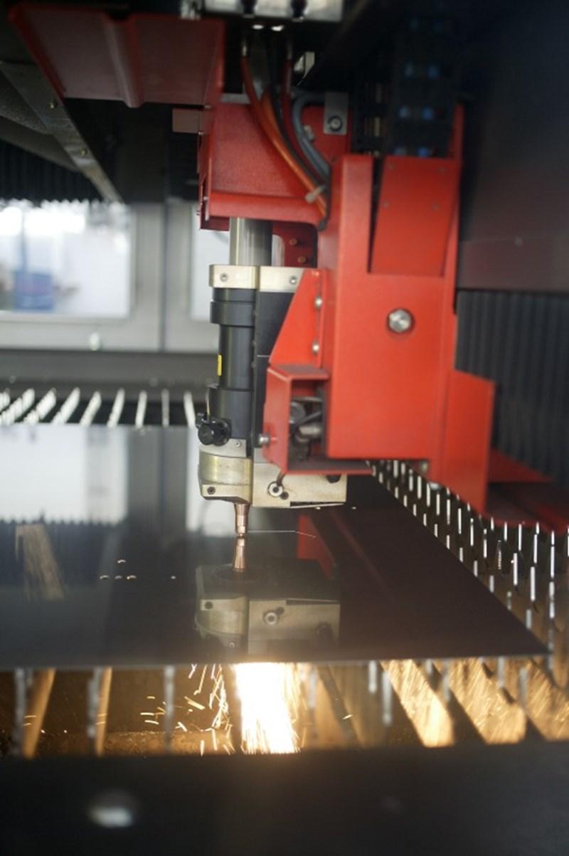 Laserové řezání, laserové dělení materiálu