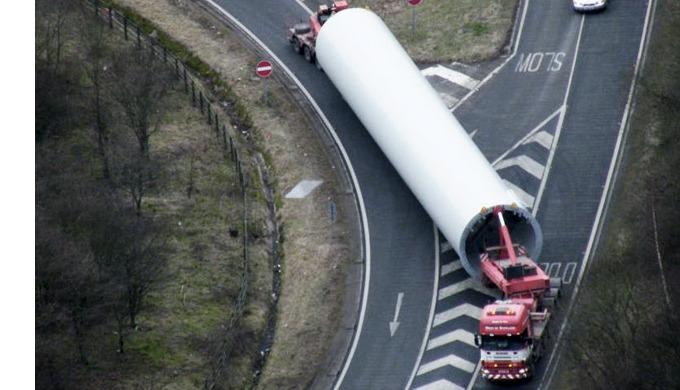 Netradicionāls transports Ilgstoša pieredze atjaunojamās enerģijas industrijā ļauj mums nodarboties ...