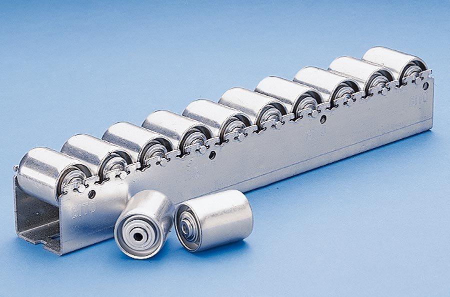 Ø 45 mm / Rollenteilung 48 mmDie rationelle Arbeitsplatzverkettung in Produktion, Endmontage, Lager ...