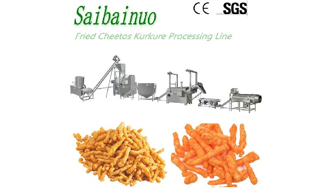 Cheetos is one kind snacks which is very popular in the market. It can be fried or baked according t...