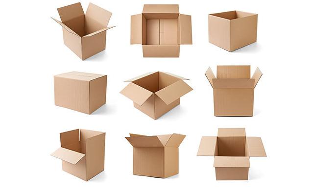 Переваги ящиків з гофрованого картону