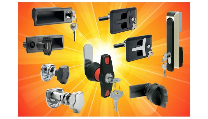 Protecting Personnel and Equipment – latches from Elesa