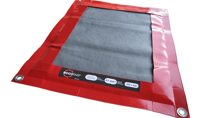 This folding drip tray with its exchangeable absorbent lining can be used, for example, for handling...