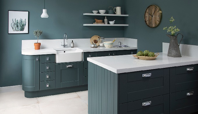 Complete kitchen makeover without the hassle!