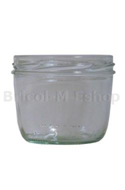 zavařovací sklenice typu Sturz v konickém provedení vhodná pro konzervaci Vašich domácích produktů j...