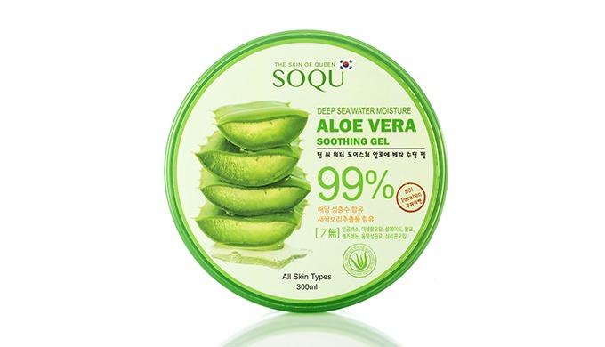 1. Clean Jeju Natural Aloe Vera gently soothes the skin damaged. 2. The rich moisture supply of deep...
