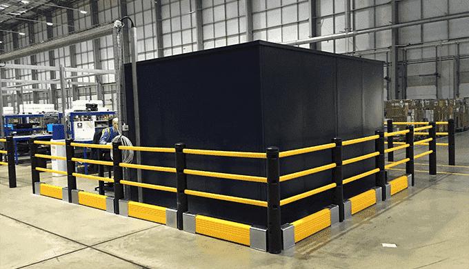 Protections anti-chocs en composite RE-FLEX