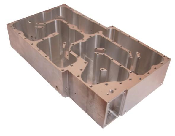 CNC obrábění tvarově náročních dílů
