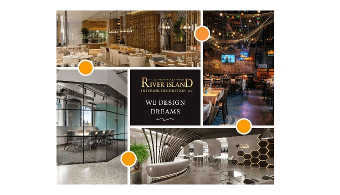 Looking for a trusted interior design company in Dubai? River Island Interior is the best, reputable...