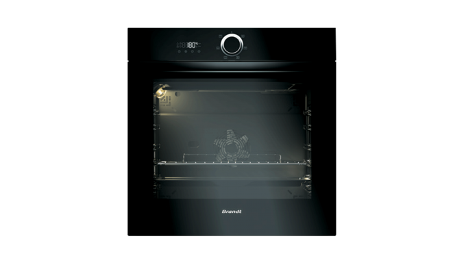 Image01 : Four Encastrable pyrolyseBXP6332X - Four Intellect multifonctions chaleur tournante - Tech...