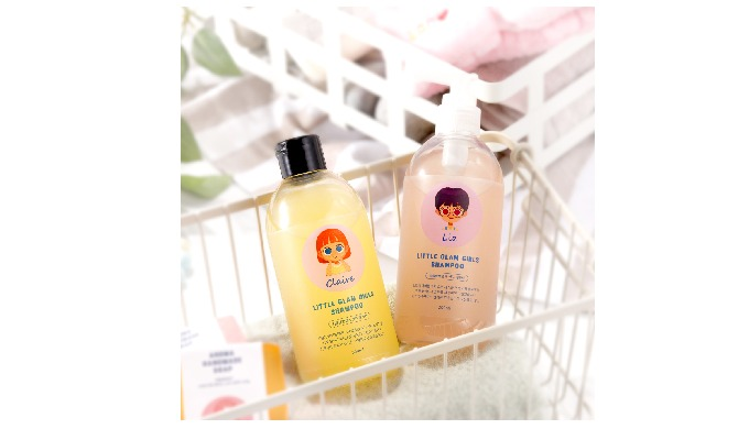 Shampoo_LITTLE GLAM GIRLS SHAMPOO (lavender/orange)