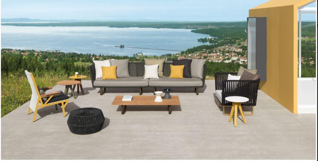 Nous vous proposons une sélection tendance d'aménagement de mobilier extérieur pour entreprise. Nous...
