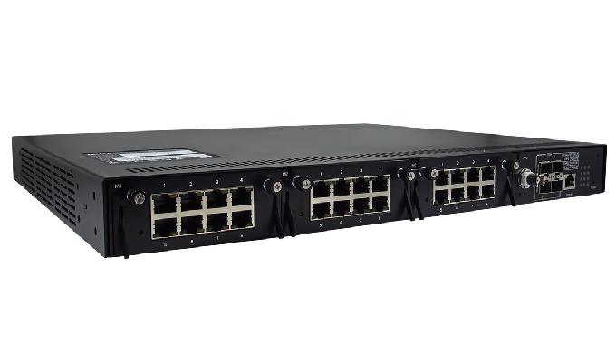 RHG9628 / Industrial Ethernet Switch / Industrial Managed Switch