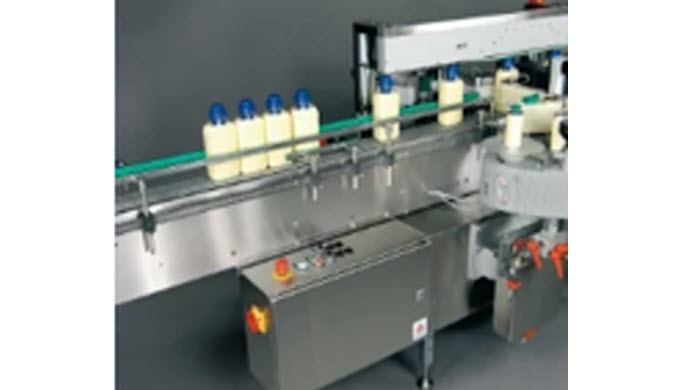 Special Purpose Labelling Machines