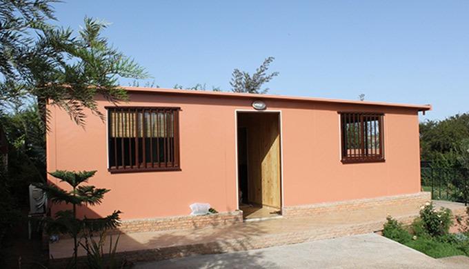 Bungalows d'habitation et bungalow de chantier dédiés au client voulant investir dans un mobile home...