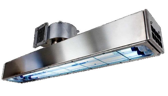 UV-STERILIZATION TUNNEL