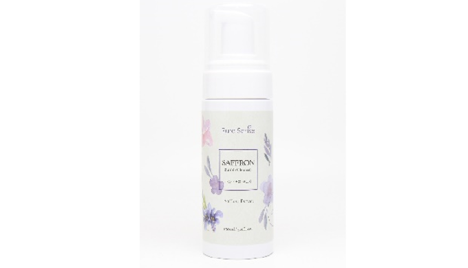 Saffron Bubble Cleanser (Facial Foam Cleanser)
