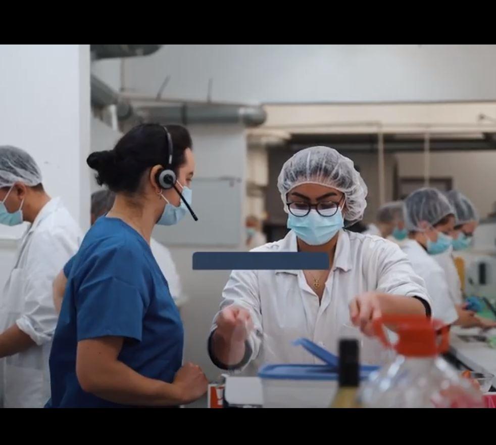 Progress Santé, Etablissement supérieur privé, propose une formation en BTS diététique à temps compl...