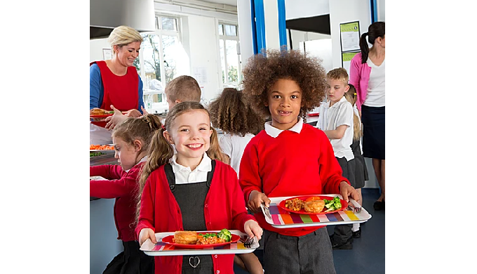 Whole Grain Lunch for Schools