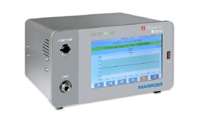 Control de fugas integrado de alta precisión para industria 4.0