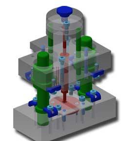 Výroba tvářecích nástrojů, tvářecí nástroje