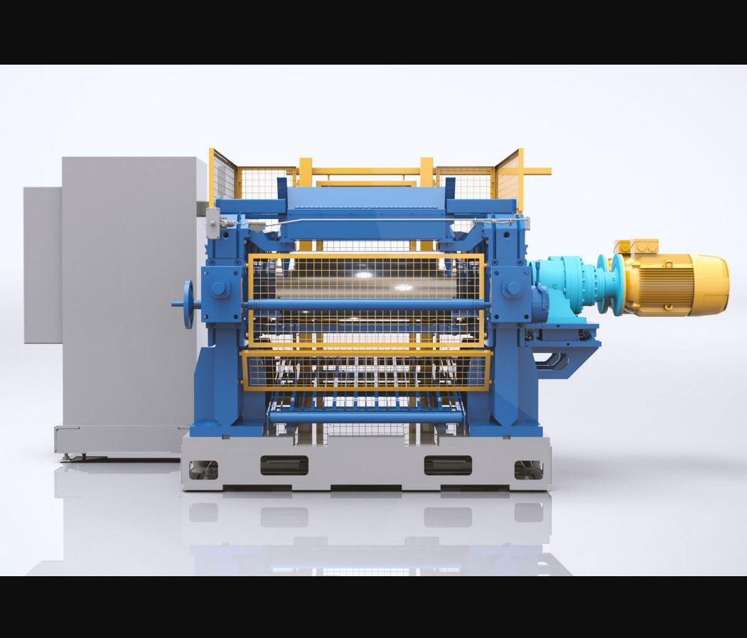 MC NEIL REPIQUET vous présente le Push Out Mill : c'est une machine pour le retraitement des matéria...