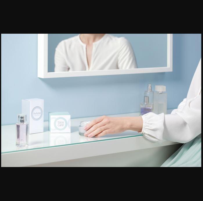Emballage de produits cosmétiques et de beauté