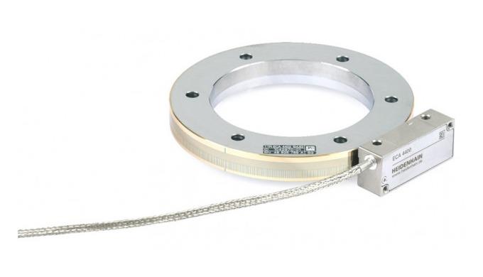Angle encoders without Integral Bearing - ECA 4000 Vakuum