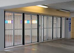 Det allt hårdnande klimatet i våra stadsmiljöer ställer nya krav på grindar och portar för företag o...