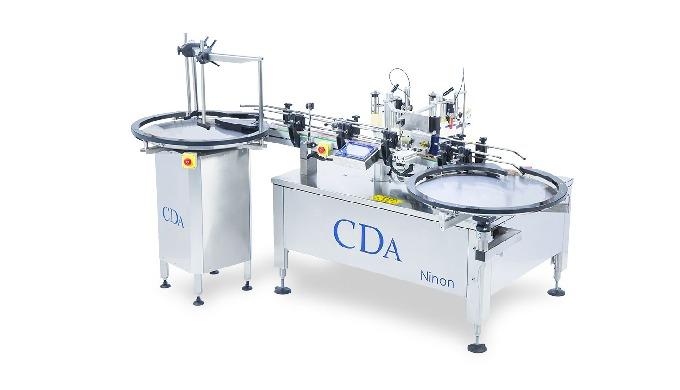 Conçues par la société CDA, les étiqueteuses automatiques de la Gamme Ninon 1500/2500 offrent une po...