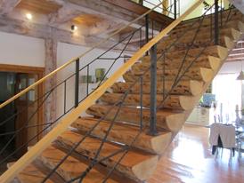 Zábradlí a schodiště - schodišťová, balkónová, bezpečnostní, mostní