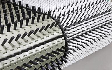 Das Mink MBS-System ist die bessere Alternative zu herkömmlichen Förder- bändern. Das modulare Bürst...