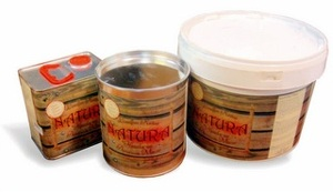 Ecological glazing paint - stain on linseed oil base containing best quality mineral pigments. It is...