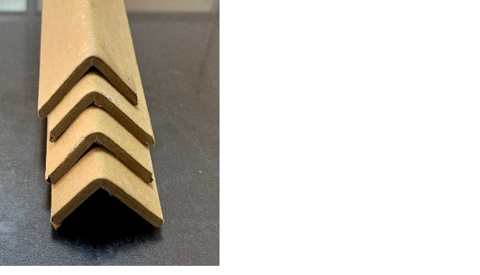 We manufacture edge protector and angle boards from 2 mm to 12 mm thickness . The length can vary fr...