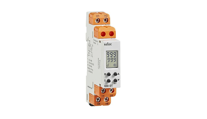 Ronak Switchgear - wholesaler and distributor of SELEC DIN Rail Timers in India Buy SELEC DIN Rail T...