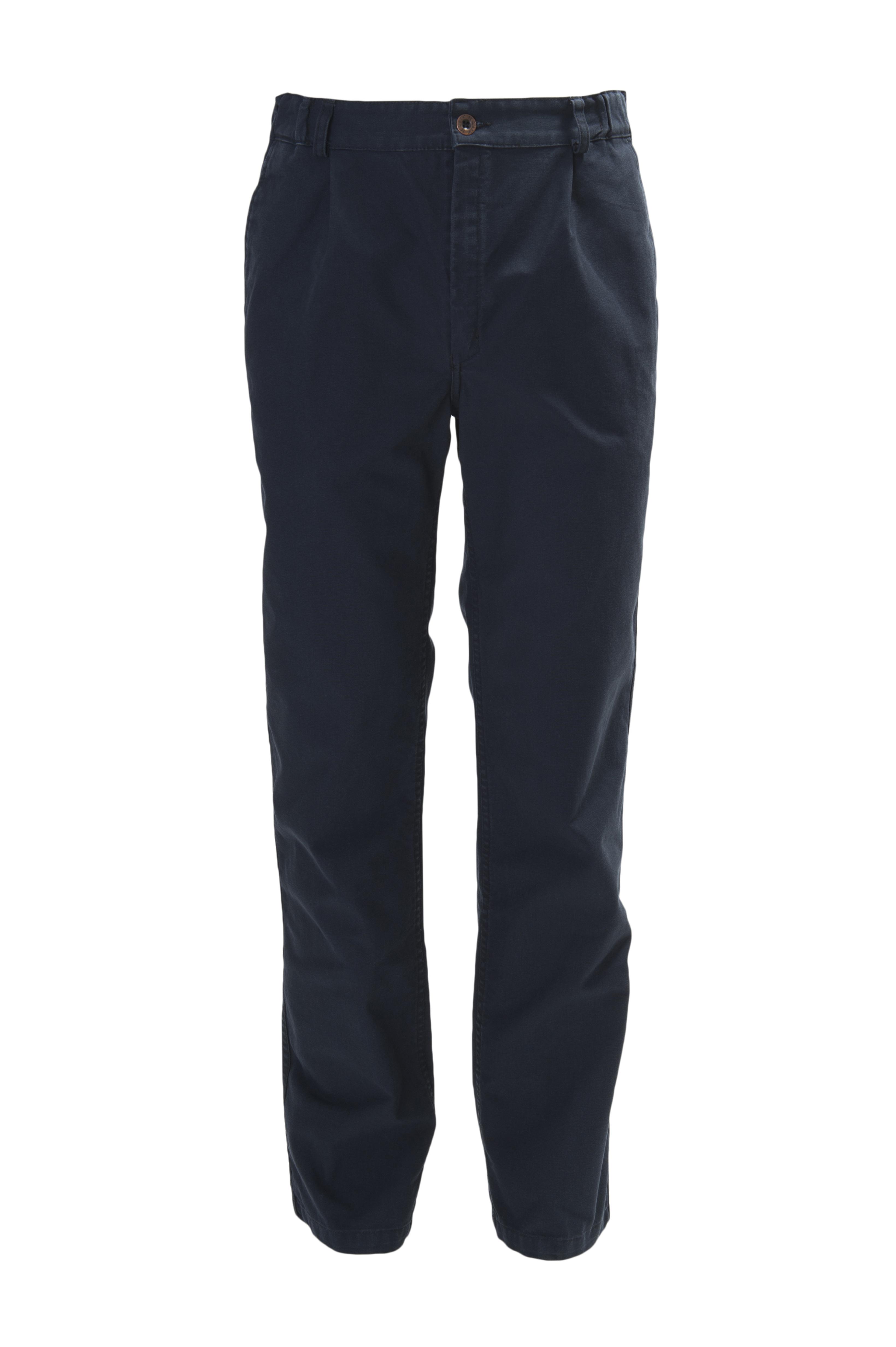 Pantalon en toile authentique coton bio