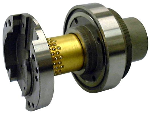 Präzisions-Achssystem für Messgeräte