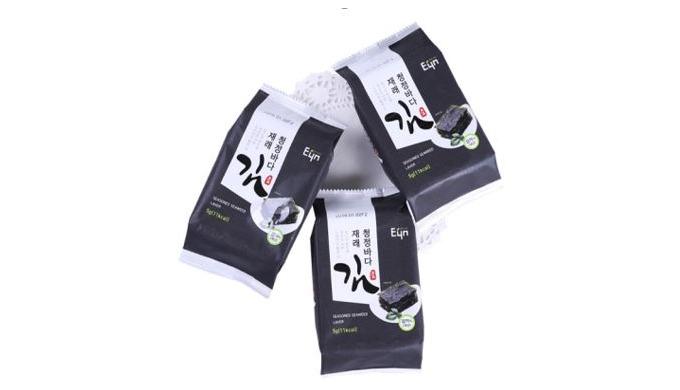 Korean Seasoned seaweed laver