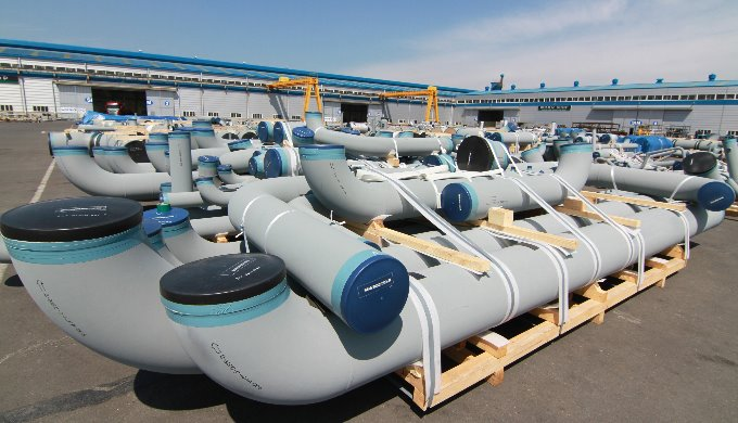 Shop fabricated piping Shop fabricated piping is defined as pre-production of a piping line segment ...