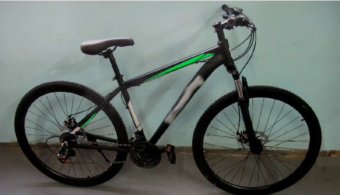 Alluminium frame MTB (mountain bicycle) - OEM production * 85% SKD * 21 speeds * Shimano components ...