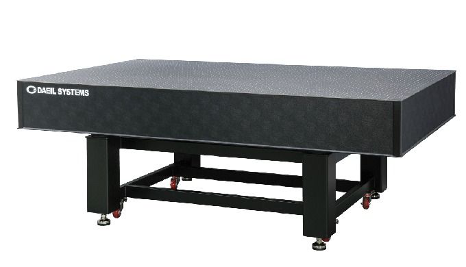 Ever since 1993, DAEIL SYSTEMS has been designing and manufacturing optical tables. Our optical tabl...