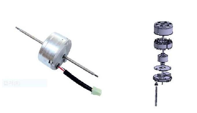 BLDC MOTOR  (ANI-E11)