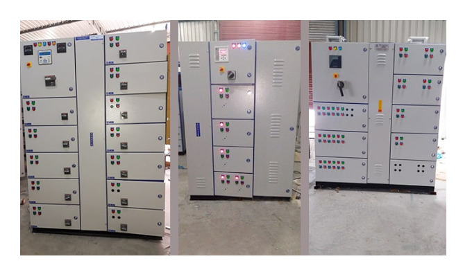 The Motor Control Center Panels (MCC Panel) are used in large industrial and commercial application ...