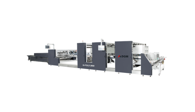 FOLDER GLUERS G-FOLD G-FOLD 2800 G-FOLD 2800 – AC without pre-folding section, suitable for straight...