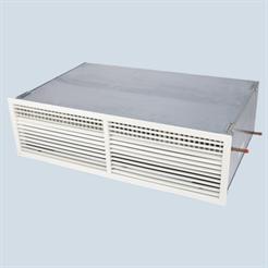 FUNKTION WallAir är en väggmonterad induktionsapparat för tilluft, kylning och värmning. WallAir pla...