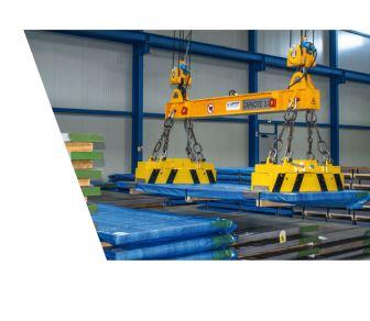 Les tôles acier à haute limite élastique (HLE) de CLISSON METAL se caractérisent par une faible tene...