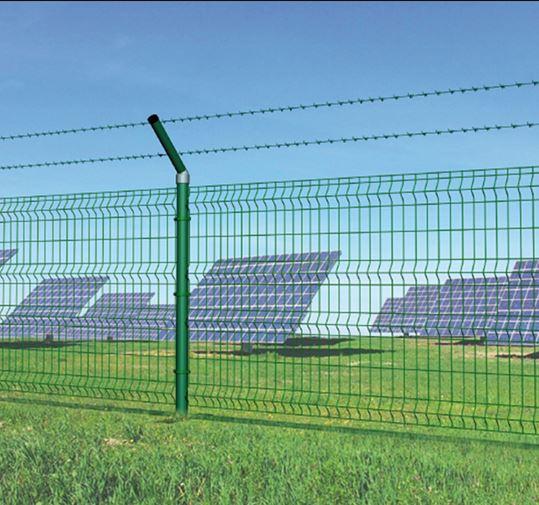 FERRO BULLONI, leader dans la conception et la fabrication de clôtures métalliques, vous propose des...