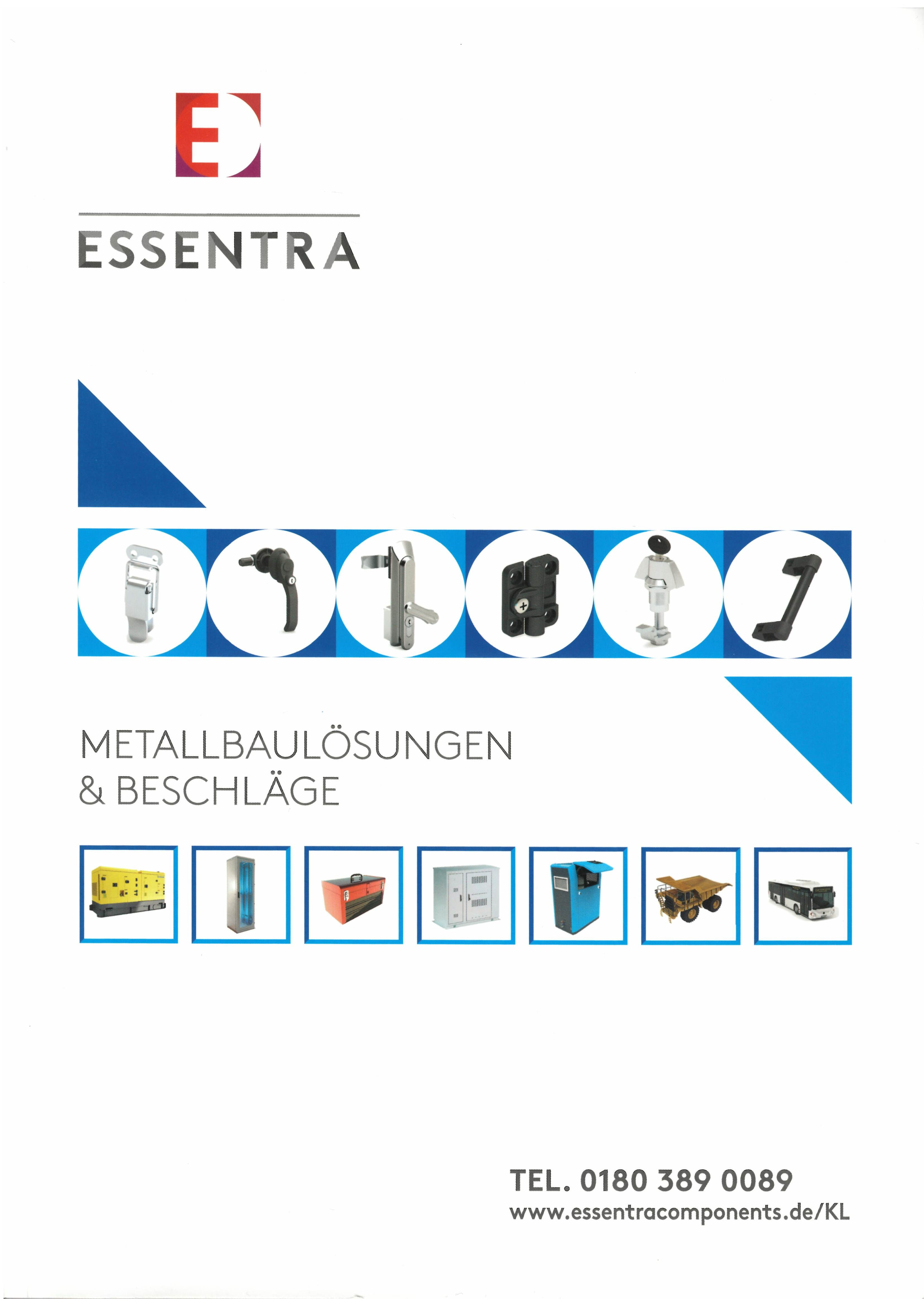 Wir entwickeln leistungsstarke, innovative, ergonomische und kundenorientierte Komponenten im Bereic...