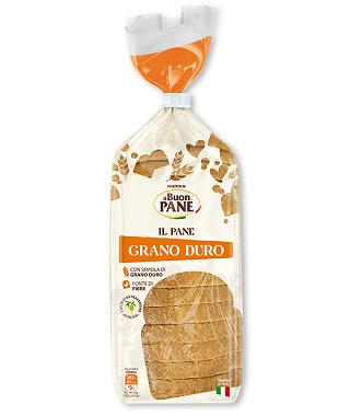 PANE BAULETTO GRANO DURO